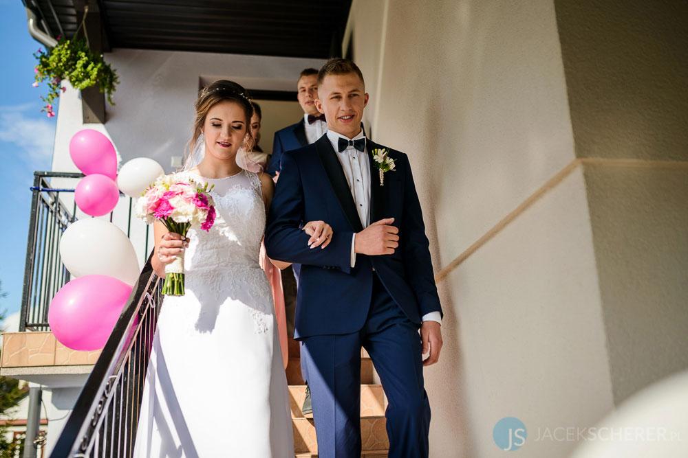 fotograf slubny lublin 022 - Kamila i Kamil | Sosnowe Uroczysko