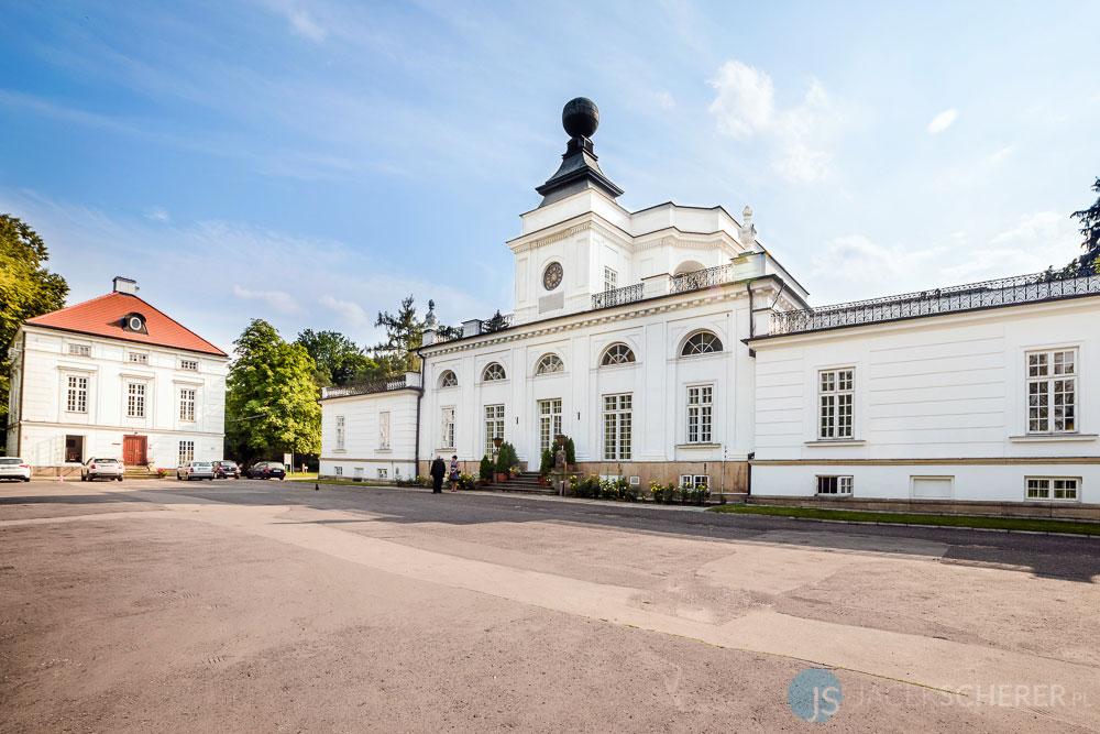 fotograf slubny warszawa 01 - Klaudia i Kamil   Ślub w Pałacu w Jabłonnie