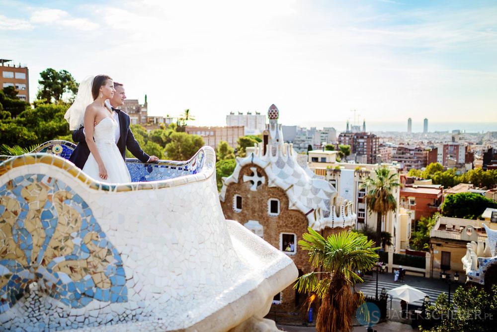 plener slubny barcelona 24 - Magda i Jakub   Villa Renard   Plener w Barcelonie