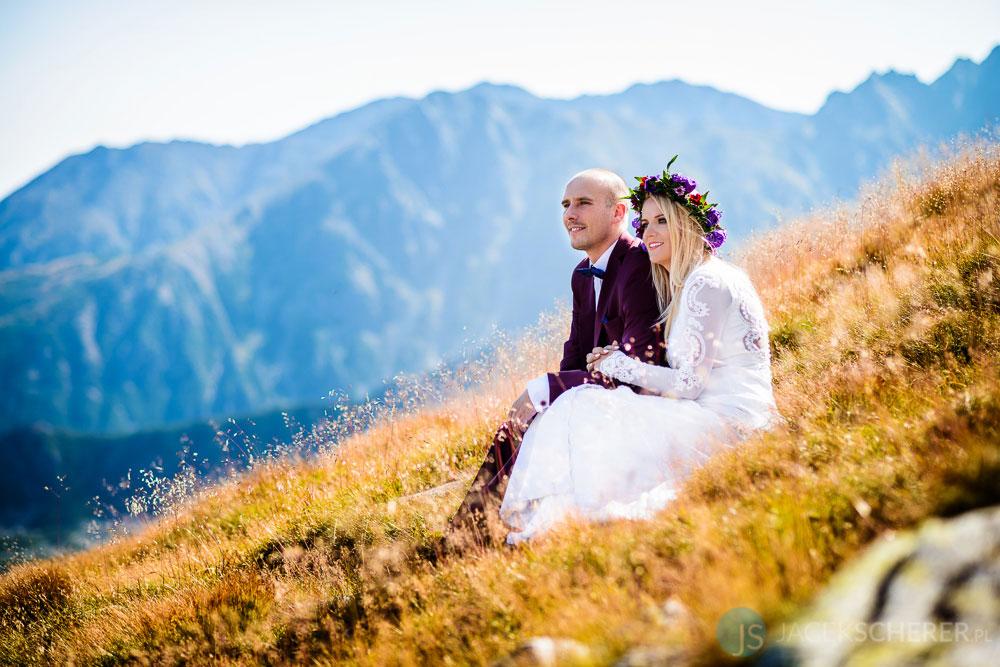 plener slubny tatry 07 - Kasia i Łukasz | Plener w Tatrach