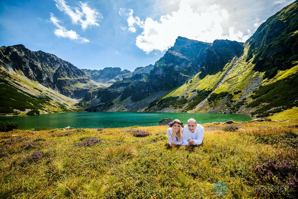 plener slubny tatry 14 - Kasia i Łukasz | Plener w Tatrach