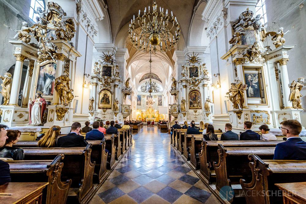 fotograf slubny lublin 05 - Magda i Mateusz | Klasztor Ojców Dominikanów