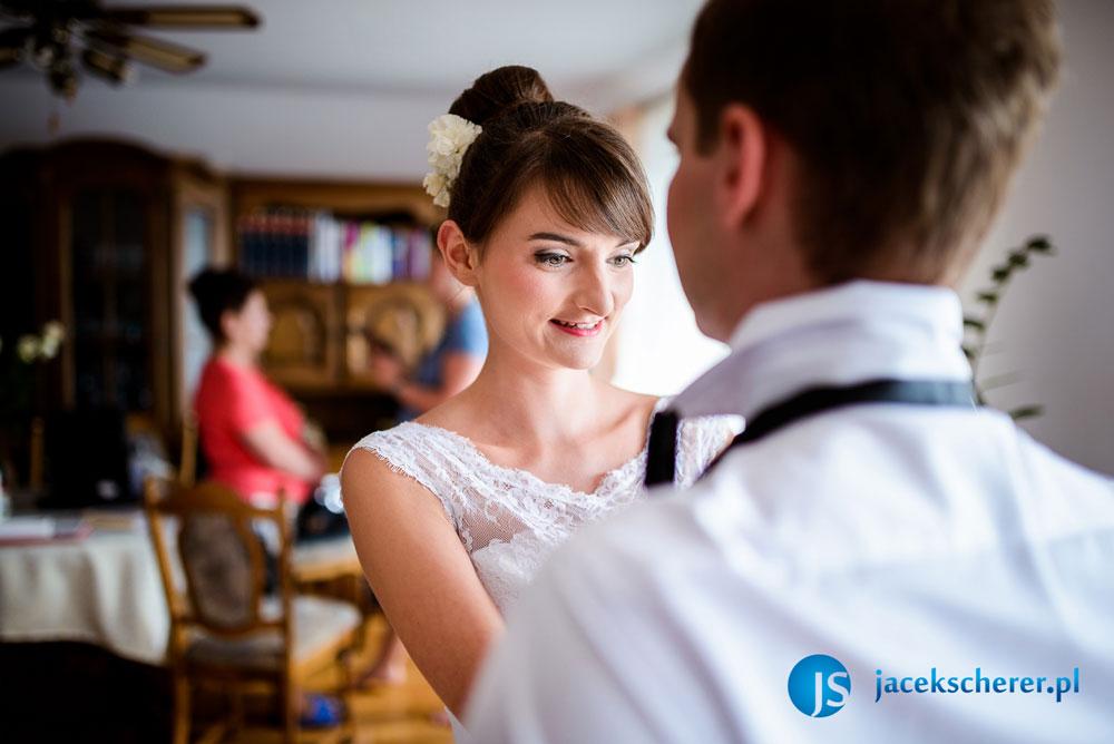 fotograf slubny lublin 04 - Natalia i Damian | Hotel pod Kasztanami