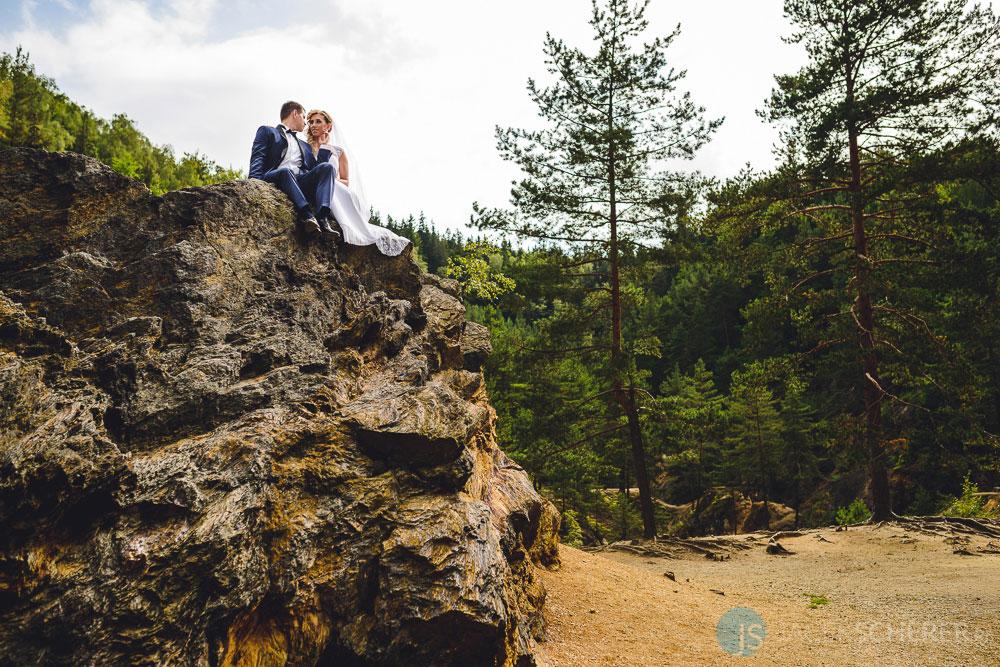 fotograf slubny lublin 093 - Gosia i Łukasz | Mumlavský vodopád
