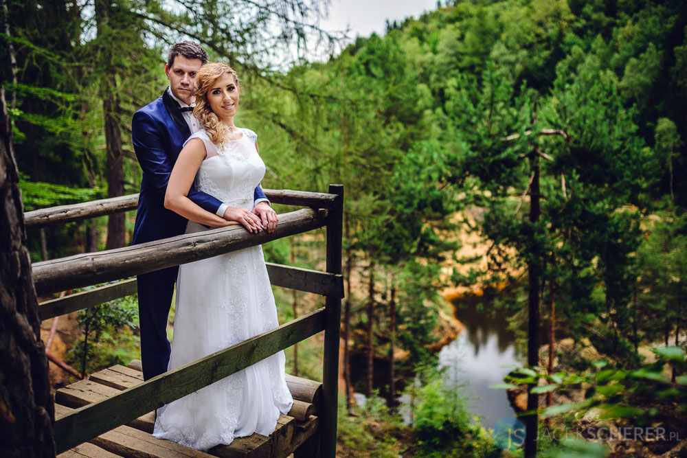 fotograf slubny lublin 098 1 - Gosia i Łukasz | Mumlavský vodopád