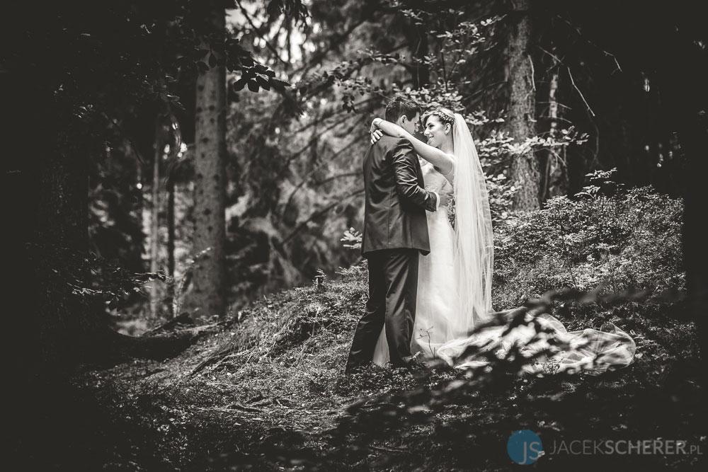 fotograf slubny lublin 103 1 - Gosia i Łukasz | Mumlavský vodopád