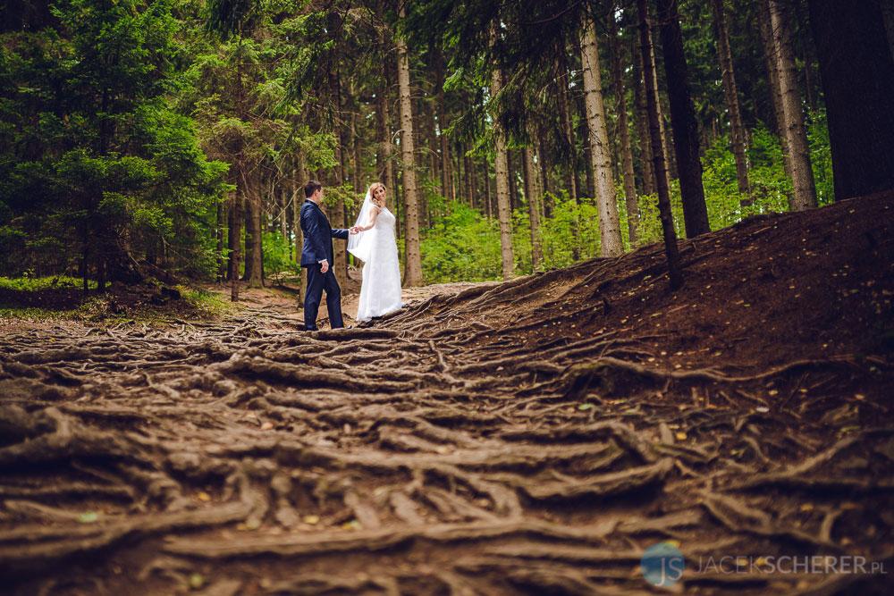 fotograf slubny lublin 104 1 - Gosia i Łukasz | Mumlavský vodopád