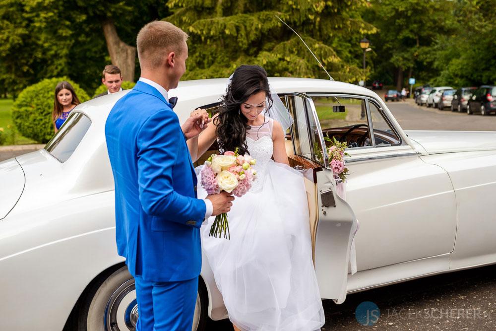 fotograf slubny warszawa 05 - Klaudia i Kamil | Ślub w Pałacu w Jabłonnie