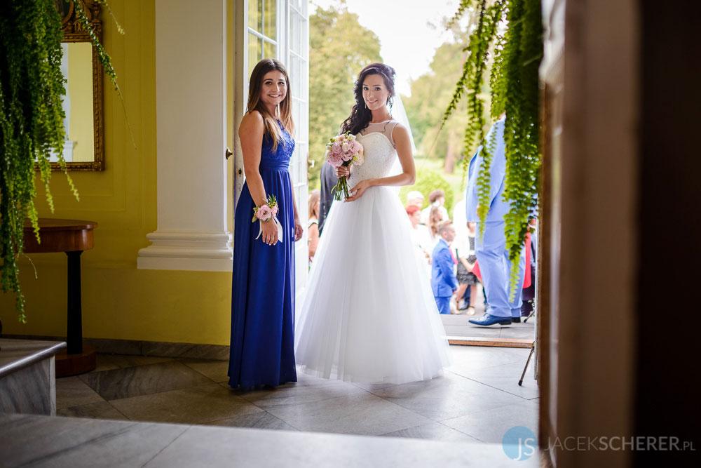 fotograf slubny warszawa 10 - Klaudia i Kamil | Ślub w Pałacu w Jabłonnie