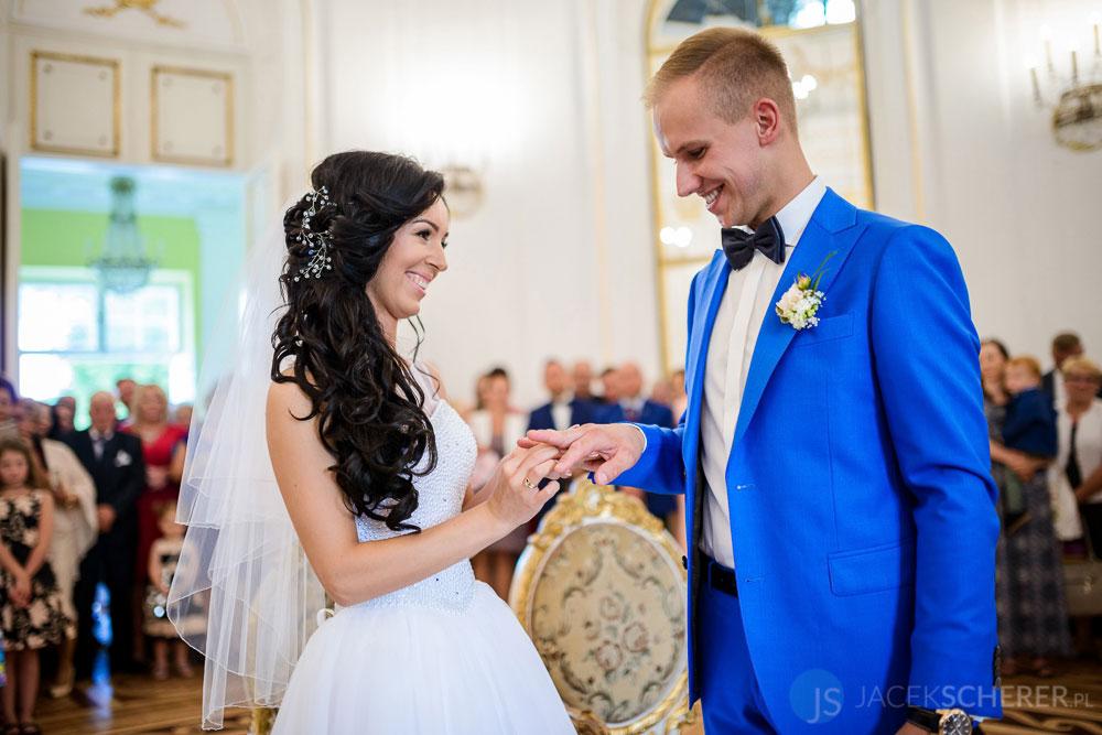 fotograf slubny warszawa 27 - Klaudia i Kamil | Ślub w Pałacu w Jabłonnie