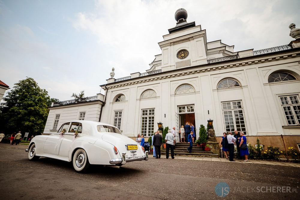 fotograf slubny warszawa 40 - Klaudia i Kamil | Ślub w Pałacu w Jabłonnie