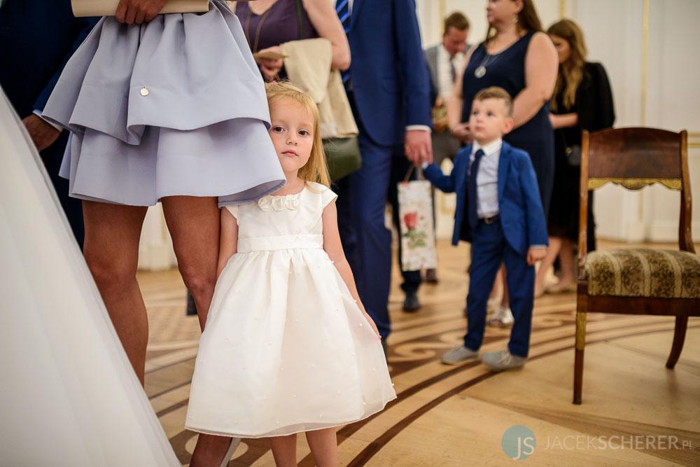 fotograf slubny warszawa 41 - Klaudia i Kamil | Ślub w Pałacu w Jabłonnie