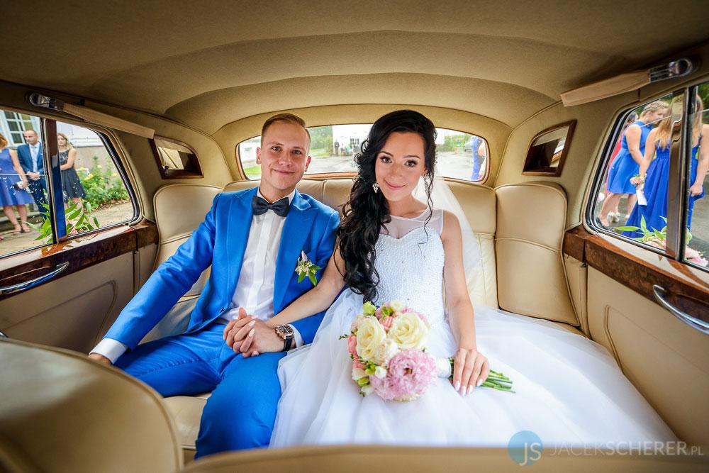fotograf slubny warszawa 45 - Klaudia i Kamil | Ślub w Pałacu w Jabłonnie