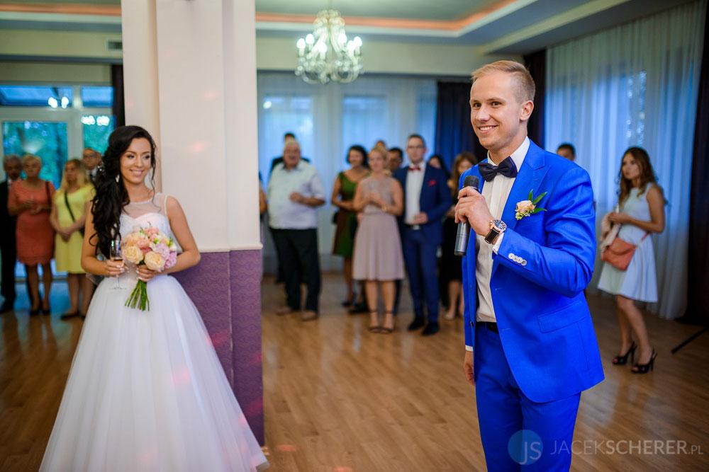fotograf slubny warszawa 53 - Klaudia i Kamil | Ślub w Pałacu w Jabłonnie