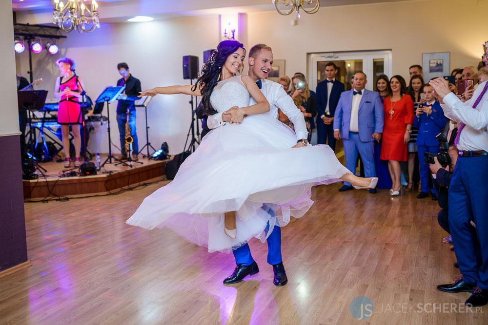 fotograf slubny warszawa 55 - Klaudia i Kamil | Ślub w Pałacu w Jabłonnie