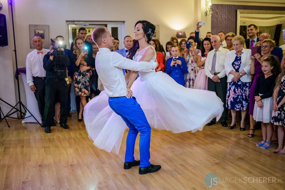 fotograf slubny warszawa 56 - Klaudia i Kamil | Ślub w Pałacu w Jabłonnie