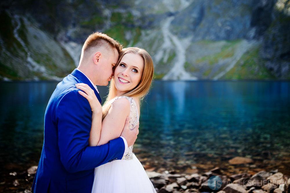 plener slubny tatry 02 2 - Ewelina i Mariusz | Morskie Oko