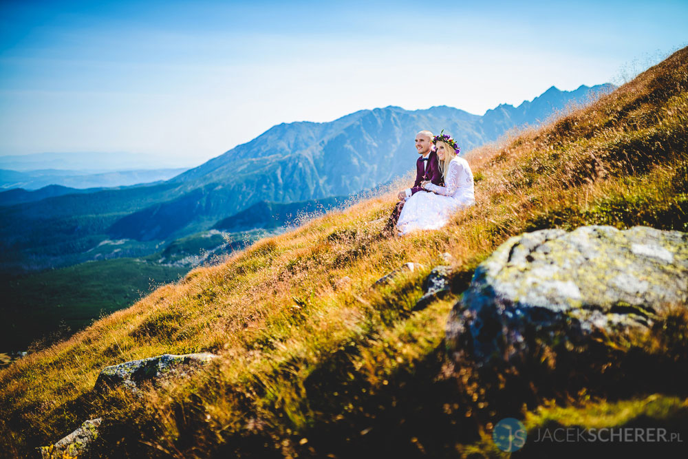 plener slubny tatry 05 - Kasia i Łukasz | Plener w Tatrach