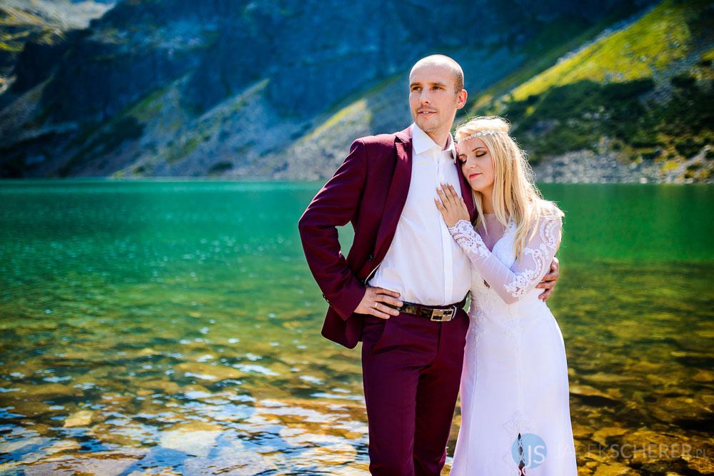 plener slubny tatry 09 - Kasia i Łukasz | Plener w Tatrach